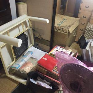 名古屋市にて「遺品整理」